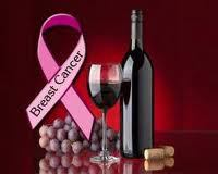 Estrogen-positive breast cancer and alcohol are like fire and gasoline: